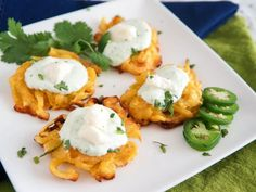 Fried Plantain Nests