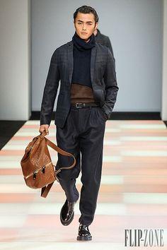 Emporio Armani Fall-winter 2015-2016 - Menswear