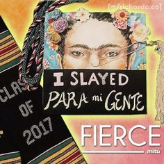 These Latinas are using their graduation caps to make a powerful statement.Graduation Caps Are The N #news #alternativenews
