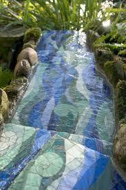 Index - Alison Hepburn Mosaics Mosaic Garden, Mosaic Art, Summer Garden, Water Garden, Image Svg, Jimmy Carter, Master Shower, More Pictures, Water Features