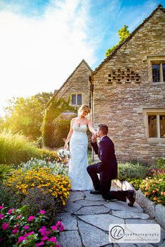 Gorgeous Couple in Cotswold Cottage - Unified Photography