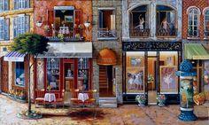 Galerie de la Danse by John P. O'Brien