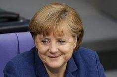 Angela Merkel toujours la femme la plus puissante du monde en 2013