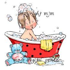 Mo's Digital Pencil - in the bath, $3.00 (http://www.mosdigitalpencil.com/in-the-bath/)