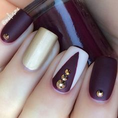 Love these nails #besthandbagsever