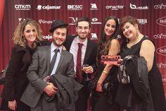 Gala de los premios anuales de club de marketing