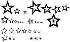 star tattoo designs - Google Search