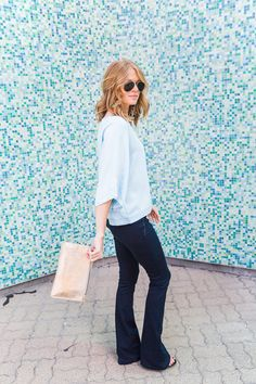Chambray + Denim | Styled Once