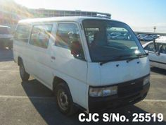 2000 Used Nissan Caravan for Sale - Mileage:  220000 km Diesel Manual Right Hand Drive Average Condition 3/5 Price: US $ 3,950  Contact or Visit: www.carjunction.com Email : info@CarJunction.com Phone : +8190 9685 6566 #Nissan #caravan #nissancars #vans