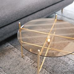 The Lucca coffee table