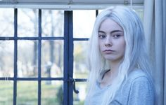 Freya Tingley, portraying Christina Wendall in Hemlock Grove, is another one of my picks for Evangeline Samos.