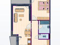 Predám novostavbu 2 izbového bytu v lokalite Zámostie | Nehnuteľnosti.sk Floor Plans
