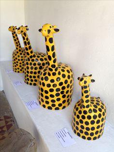 Girafas - Manuel Eudócio (Pernambuco)