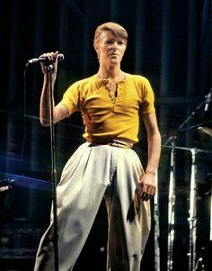 David Bowie 1978 .