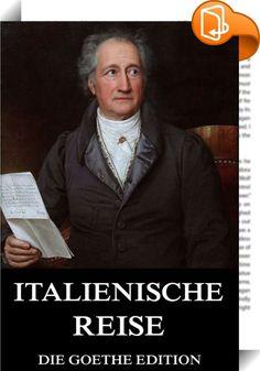 Italienische Reise    ::  Die Italienische Reise ist ein Reisebericht, in dem Johann Wolfgang von Goethe seinen Italienaufenthalt zwischen September 1786 und Mai 1788 beschreibt. Das zweiteilige Werk basiert auf seinen Reisetagebüchern, entstand jedoch erst wesentlich später, zwischen 1813 und 1817. Neben Dichtung und Wahrheit und Kampagne in Frankreich zählt es zu seinen autobiografischen Schriften.  Chronologisch stimmt die Italienische Reise mit seinen Tagebuchaufzeichnungen weitgeh...
