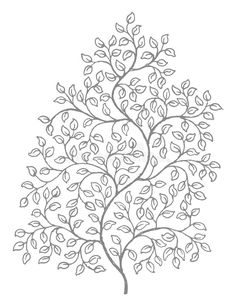 Illustration of A retro style ink drawing of vines with leaves, reminiscent of old woodcut illustrations. vector art, clipart and stock vectors. Vine Drawing, Hand Embroidery, Embroidery Patterns, Art Images, Canvas Art Prints, Vines, Poster Prints, Poster Wall, Drawings