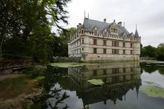 Château d'Azay-le-Rideau, Loire valley