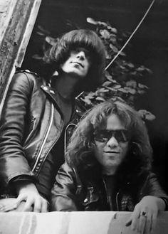 Tommy & Dee Dee Ramone