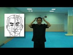 Самомассаж - 6 упражнений китайского самомассажа - YouTube Health And Beauty, Polaroid Film, Youtube
