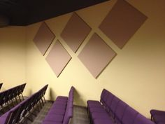 Acoustic Panels for Churches | Gateway City Church - acoustic panels | Church ideas | Pinterest