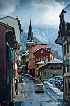 Montreux, Switzerland OLd Montreux.