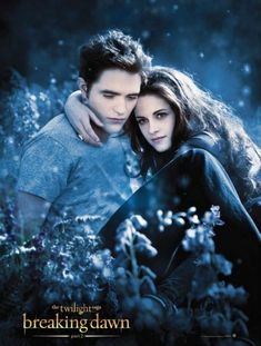 Edward and Bella Breaking Dawn Part 2 poster