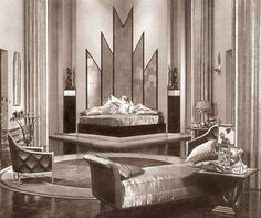 1930s Art Deco Interior Design Art deco apartment 1930's