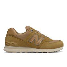574 Outdoor Activist Men's 574 Shoes - Tan (ML574PKR)
