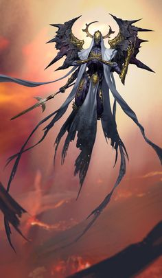 ArtStation - Fallen Angel, Diego Gisbert Llorens