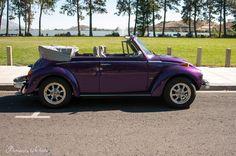 1976 Purple VW Beetle Convertible For Sale @ Oldbug.com