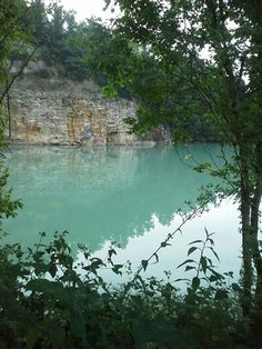 Mead's Quarry. Knoxville, TN.