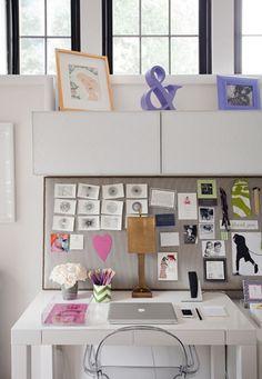 Oficina casera | Decorar tu casa es facilisimo.com