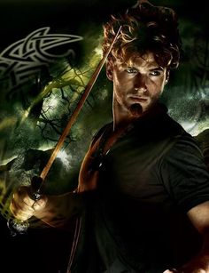 Atticus O'Sullivan - The Iron Druid Chronicles