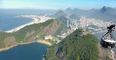 CCCCC = Copacabana, Corcovado, Christo & Cable Car
