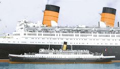 See the SS Nomadic fully restored.