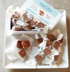 Blissful Bakery holiday caramel gift set  http://rstyle.me/n/sknjepdpe