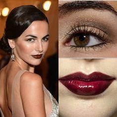 Que tus labios sean los protagonistas de tu maquillaje. Más ideas en... http://www.1001consejos.com/category/belleza/maquillaje/