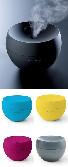 Jasmine Aroma Diffuser | transforms water blended with essential oil into an extra fine mist.