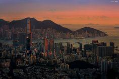 hong kong picture for desktop hd - hong kong category
