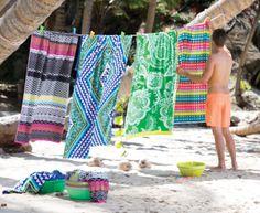 KAS 2014 Beach Towel range
