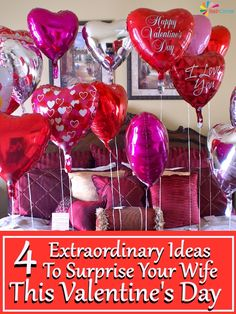 4 Extraordinary Ideas To Surprise Your Wife This Valentines Day