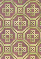 cimdu raksti chart (latvian mitt pattern?)