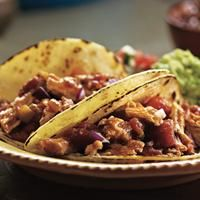Fiesta Pulled Pork Tacos made easy with your crock pot!