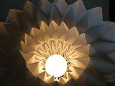 LAMPSHADO - origami stínidla z papíru