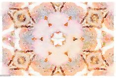 Digitally Designed Mandala in Hand Painted Style on Paper A Mandala Pattern Background in a Watercolour Art Style Effect. Because sometimes you might want a more illustrative image for an organic look. Boho Stock Photo Mandala Pattern, Mandala Design, Abstract Images, Abstract Backgrounds, Photo Composition, Watercolour Art, Pattern Background, Photo Illustration, Image Now