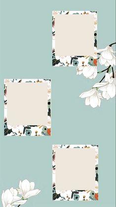 --- Vintage Wallpaper, Framed Wallpaper, Flower Background Wallpaper, Cute Wallpaper Backgrounds, Pretty Wallpapers, Photo Frame Wallpaper, Story Instagram, Creative Instagram Stories, Photo Instagram
