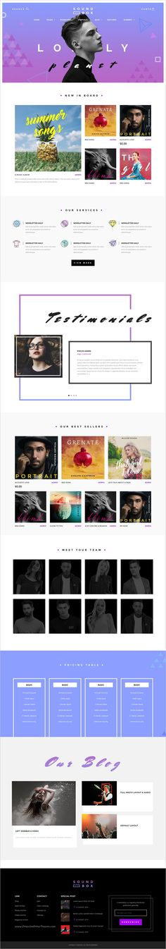 SoundBox is an modern and colorful Easy Digital Downloads Responsive #WordPress Theme design perfectly for #webdev music, songs, videos, #digital downloadable products websites download now➩ https://themeforest.net/item/soundbox-easy-digital-download-responsive-wordpress-theme/19011252?ref=Datasata