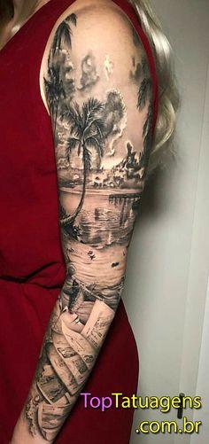 162353567 200 Fotos de tatuagens femininas no braço para se inspirar - Fotos e  Tatuagens