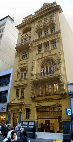 Porto Alegre: (RS) - Brasil - Centro Cultural Érico Veríssimo