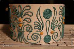 Поделка изделие Аппликация из скрученных жгутиков Коробочка для разных мелочей Пейп- арт Салфетки фото 5